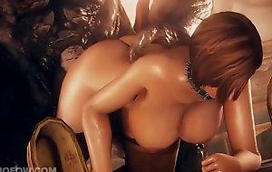 Slave be proper of someone's skin Balrog Extended Fan Edit (StudioFOW)