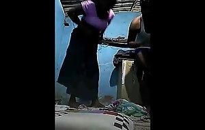 கிராமத்து நாட்டுகட்டை-Hot Tamil Thevidiya drilled wide of customer