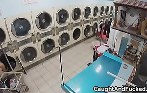 Stealing bigtit teen fucked convenient laundromat