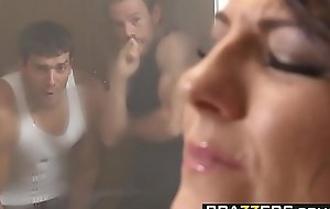 Brazzers - Shes Gonna Purl - Hot Springs scene vice-chancellor Casey Cumz Erik Everhard and Ramon
