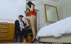Brazzers - Brazzers Exxtra - Plainly For Concern scene starring Alessa Savage and Danny D