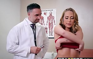 Brazzers - Doctor Expectations - The Placebo scene working capital Carter Cruise together with Keiran Lee