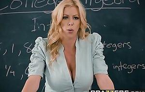 Brazzers - Big Tits at Tutor - College Dreams scene vice-chancellor Alexis Fawx Bailey Brooke &amp_ Danny