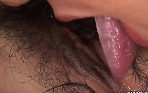 Sitting down above a cock and the mating gets really heated