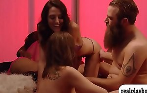 Piping hot swingers modulation partners with the addition of orgy