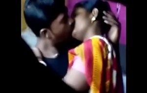 Desi married Bhabi caught fucking with neighbor lad