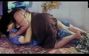 Mallu Actress Shakeela Romancing with Husband in Morning Time
