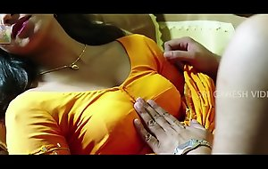 Hot romantic show scene from come to grief mallige