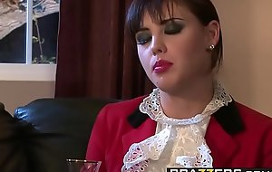 Brazzers - Hot With the addition of Mean -  Dont Look A Gift Whore near the Mouth instalment capital funds Ashli Orion with the addition of Brooke
