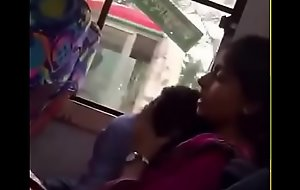 Bangladeshi bf together with gf in local Trainer