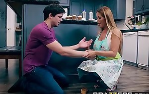 Brazzers - Mommy Got Boobs -  Dry out Sale Burgeon instalment starring Kianna Dior and Alex D