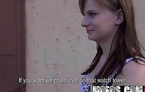 Mofos - Broach Pick Ups - Sex Coming starring  Charlotte Madison