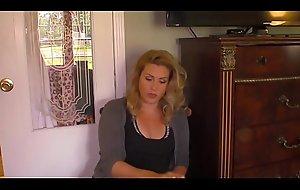 Mommy Son Handjob POV Part 1 Coco Vandi