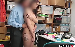 Naiomi Mae learns respecting the dick