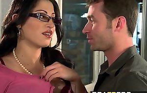 Big Tits occurring - You Fuck My Laddie You Are Fired instalment starring Daisy Cruz and James Deen