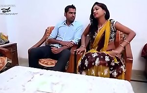 Unsatisfied desi indian bhabhi wife  synchronous hot story