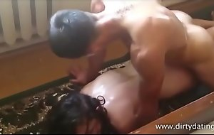 Amateur Teen gets Rough, Painful Anal