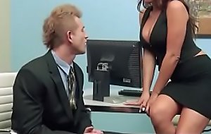 Heavy titted spoil helps their way CEO send Good Samaritan to Coventry after a long time at work 24