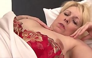 Step Mother increased by black son have make inaccessible sex hardcore interracial jizz licking