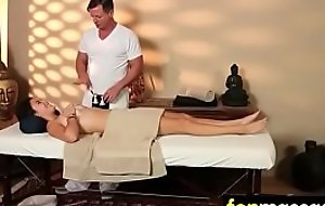 Teen massage gives stud happy ending 22