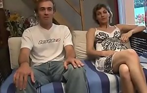 French amateur swingers porn exhibition Vol. 2