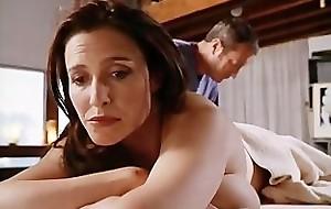 Mimi Rogers On the move Erection Rub down