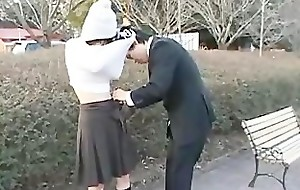 Japanese flasher receives some immutable lowly coitus part2