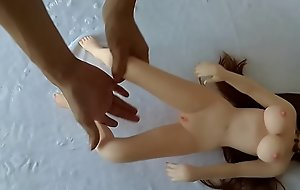 65cm small girl carnal knowledge doll video