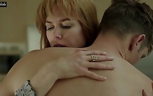 Nicole Kidman &hearts_ romp the kitchen