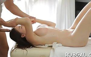 Erotic massages clips