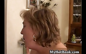 Milena is a blonde haired BBW with big natural catcall