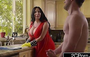 Obese Gaffer Stepmom porn pellicle Cum Cleansing - Sybil Stallone