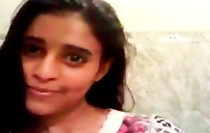 Lengthy clip of an Indian teenager