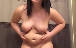 Real chubby girl