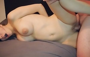Adverse Stepdaughter 5 - Stepdad fucks me cuffed. I thought on the same plane was my BF 4K