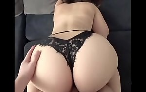 Best striptease movie scenes compilation from snapchat Horny Girlretary fingering pussy in lingerie and gives ending by big load of shit