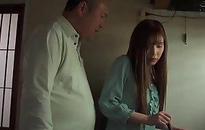 Japanese, Akari Tsumugi, Father In Law ( Diperkosa Ayah Mertua ) Loyalty 1