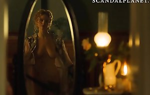 Joanna Vanderham Unvarnished Scene from '_Warrior'_ In the first place ScandalPlanet.Com