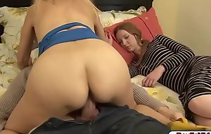 Floozy stepmom analed off out of one's mind stepdaughters bf