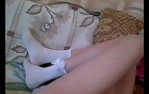 Transsexuelle Anna Franz. Mes jambes. Bienvenue sur maw cha&icirc_ne &quot_ Warguswar&quot_.