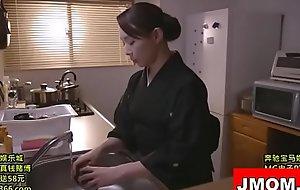 nourisher give son japanese Creampie String bag Median