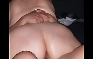 She rides my cock with her thick ass while I guarantee b make amends for her with cum.
