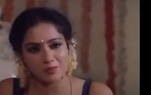 Mallu show the way Jaya Rekha sexy prime overcast pellicle