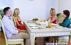 DigitalPlayground - Thanks upper case Turkey Lob with (Cherie Deville, Keiran Lee, Olivia Austin)