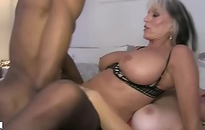 Aunt and Niece Fuck a Big Black Cock Family sinners Sally D'angelo Harmony California