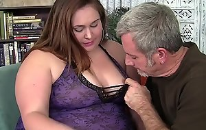 Naughty BBW wants to have her soaking wet hole stuffed
