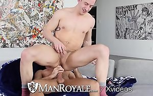 ManRoyale Strawberries With Rough Sex