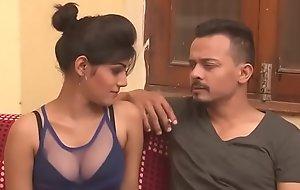 Hot Indian milf breaking show boob press kissing Indian HD Bhabhi