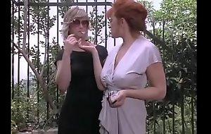 Output Redhead Lesbian Domination