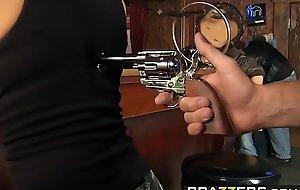 Brazzers - Big Tits In Uniform - (Rachel Starr)( Johnny Sins) - A Real Man..-